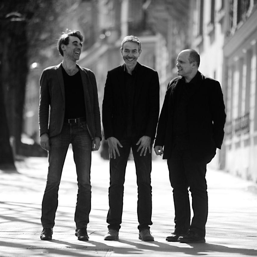 Clover Trio - Un organiste, un batteur et un guitariste